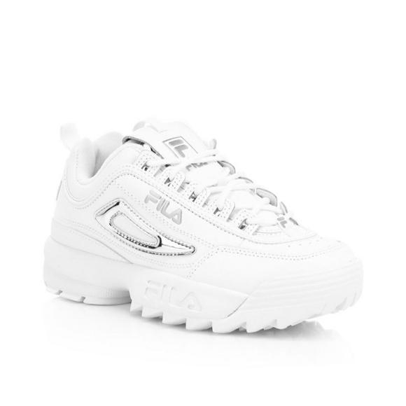 Fila Shoes | Fila Disruptor Ii Metallic